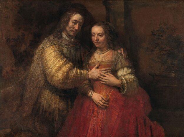 Rembrandt, 1665
